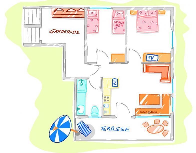 Unser Neu Erbautes Haus Zeichnet Sich Besonders Durch Seine Ruhige, Freie  Und Sonnige Hanglage, Umgeben Von Der Wunderbaren Bergwelt Aus!